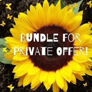 Accessories - 🌻Bundle your likes ,I'll send you a private offer